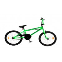 MATRIX BMX - TRACK BLACK-GREEN (2019)