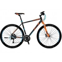 KTM CHICAGO 29 BLACK ORG